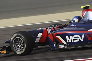iSport Bahrain II race 1 report