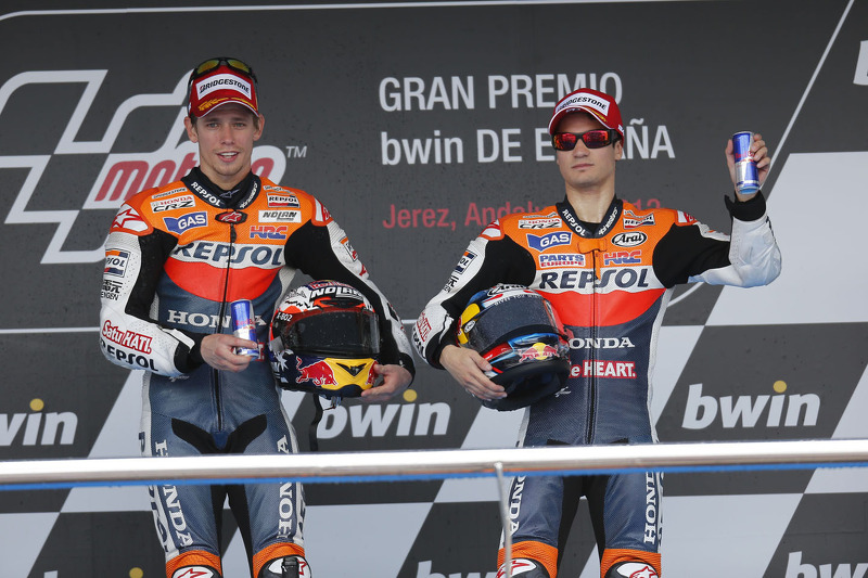 Repsol Honda Spanish GP race report