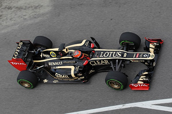 Lotus 'most consistent' team in 2012 - Webber