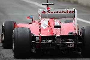 Ferrari getting ready for 'double-DRS'