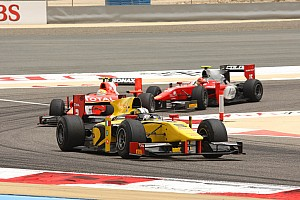 GP2 Pirelli Bahrain event summary