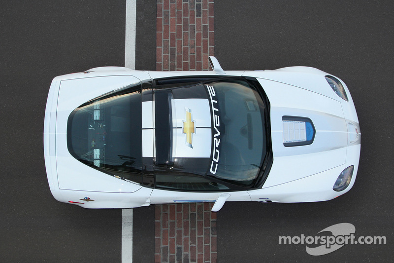 Corvette named 2012 Indy 500 pace car