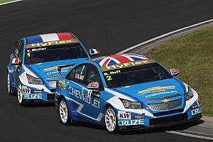 Chevrolet Race of Austria event summary