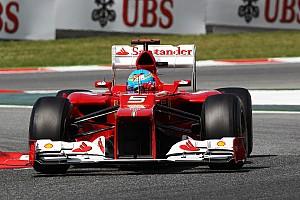 Ferrari Spanish GP - Catalunya qualifying report