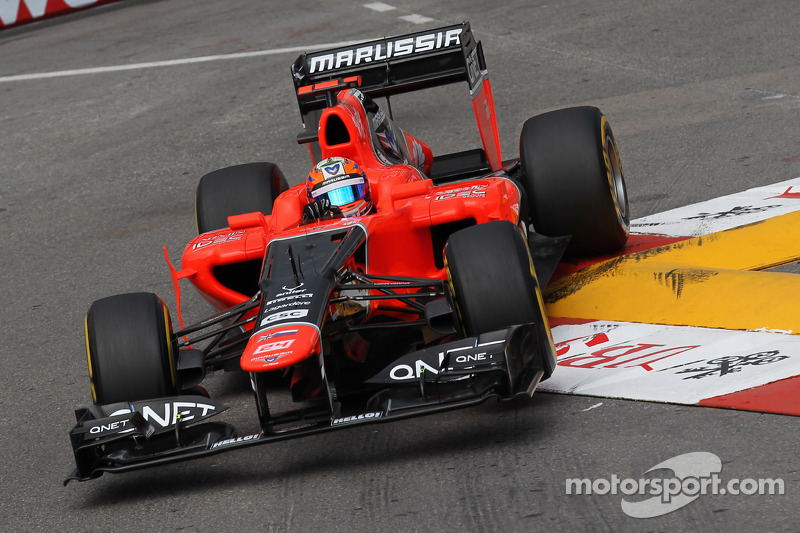 Marussia F1 wanted better in Monaco qualifying