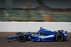 IndyCar Tagliani earns 12th place for Team Barracuda-BHA at Indy 500