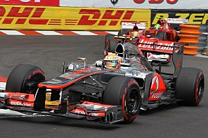 Drivers warn McLaren to fix backwards slide