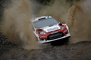 Strong start for M-Sport's Novikov in Acropolis Rally