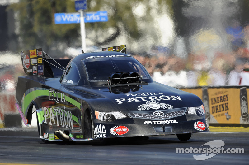 An emotional return to Englishtown for Alexis DeJoria