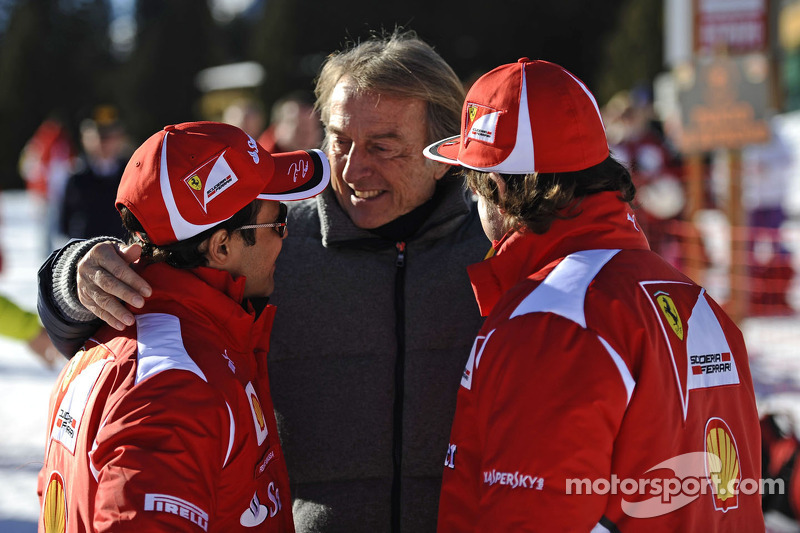 Perez too inexperienced for Ferrari - Montezemolo