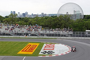 Formula 1 Hamilton starts Canadian GP on positive note, Button does not