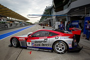 Super GT Kogure and Honda make it two victories in a row at Sepang