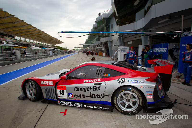 Kogure and Honda make it two victories in a row at Sepang