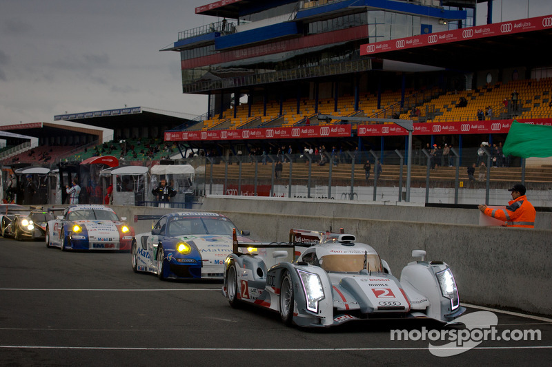 25 F1 drivers to tackle Le Mans this weekend