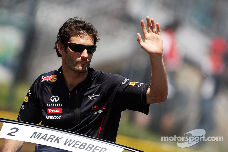 Marko hints Webber staying at Red Bull