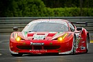 Luxury Racing puts their Ferrari F458 Italia on GT pole
