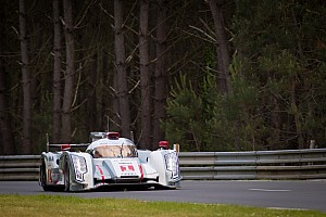 Le Mans Historic Pole for R18 Hybrid as Audi claim f0ront row