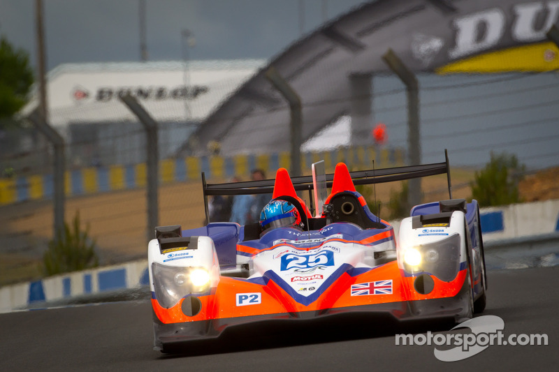 ADR-Delta on pole position in Le Mans
