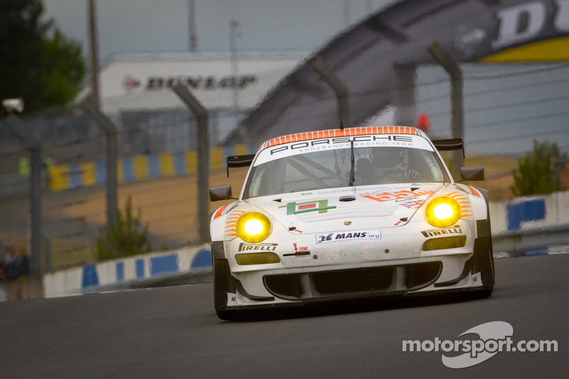 Aiming high: Markus Palttala on driving in GTE-AM
