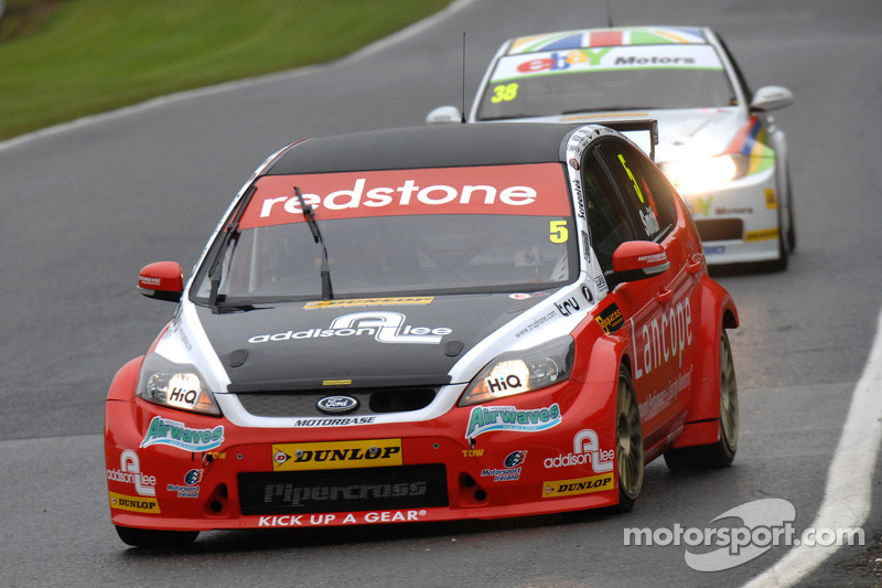 Redstone Racing hoping for change of fortune