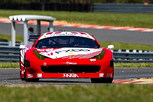 Jeff Segal Brings season-best GT results record the Six Hours of The Glen