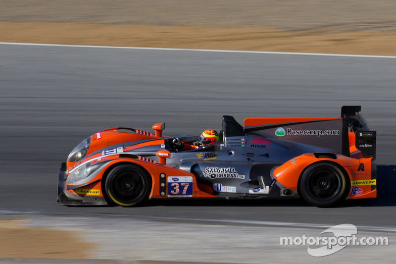 Conquest ready to fight for victory at Lime Rock