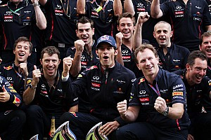 Formula 1 Commentary Bright future for Silverstone winner Webber