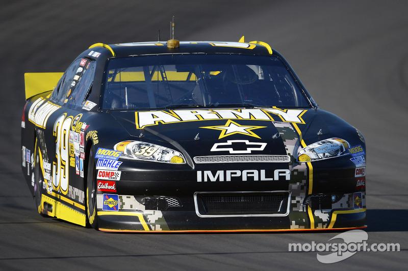 U.S. Army drops sponsorship of Stewart-Haas NASCAR program