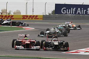 Formula 1 Breaking news FIA clarifies defensive driving rules