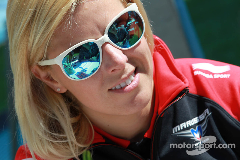 De Villota family not commenting on Marussia statement