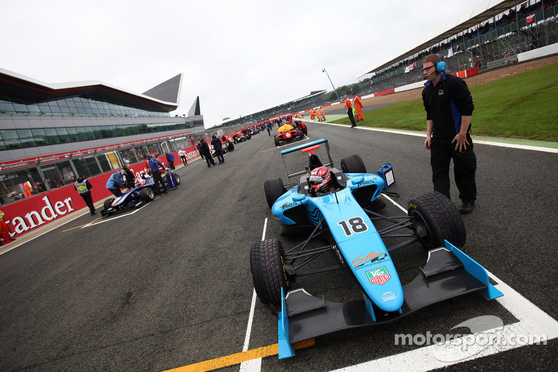 Hockenheim, next stop for Ocean Racing Technology and the GP3 Series