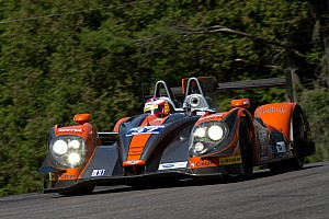 ALMS Testing report Conquest's Plowman leads the way in Mosport testing
