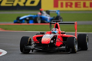 GP3 Practice report Ellinas leads the way in free practice at Hockenheim