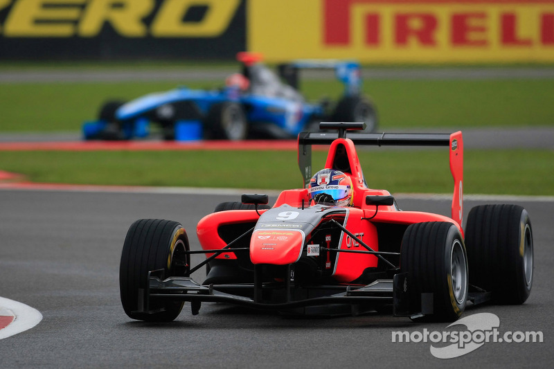 Ellinas leads the way in free practice at Hockenheim