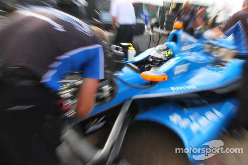 Caution-free Edmonton Indy leaves SFHR down in field