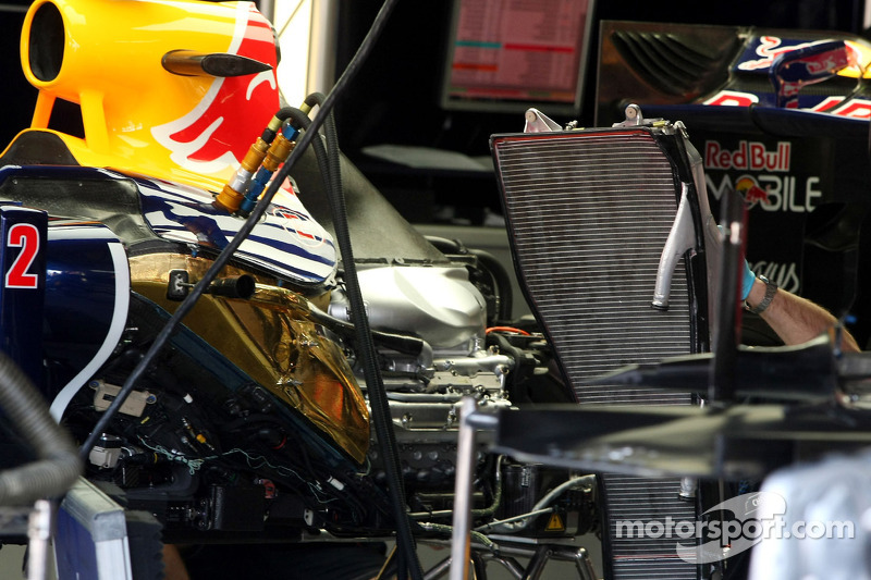Red Bull drivers play down rule tweak effect