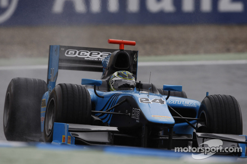 Ocean Racing Technology secures points in both races at Hockenheim