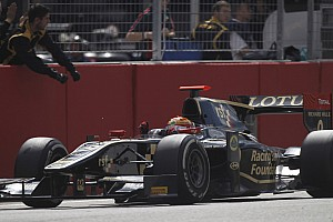 Pirelli supersoft and medium for GP2 in Hungary