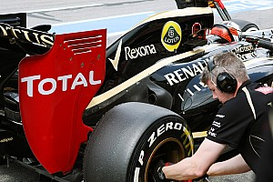 Formula 1 Breaking news Grosjean not upset about 'super DRS' snub