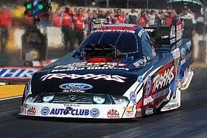 NHRA Qualifying report Courtney Force tops for JFR on Friday at Sonoma