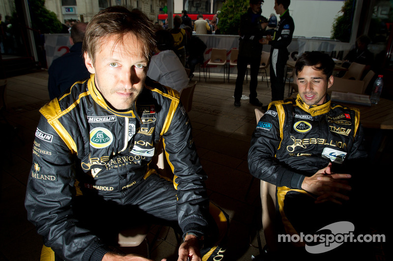 WEC driver Harold Primat impresses at Lotus Paul Ricard test