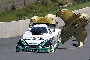 Neff tries to reverse Funny Car fortunes in Seattle