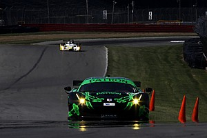 ALMS Qualifying report Extreme Speed Motorsports scores best 2012 qualifying effort at Mid-Ohio