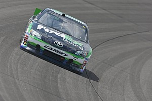 Hamlin disappointed with second qualifying position at Pocono