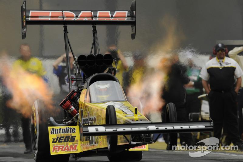 Massey, FRAM/Prestone team earn pole position at Pacific Raceways