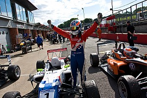 Jack Harvey re-takes the British F3 Championship lead
