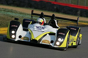 ALMS Race report Marcelli back on the podium at Mid-Ohio