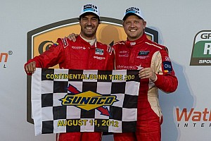 Grand-Am Race report Starworks Motorsport doubles at The Glen