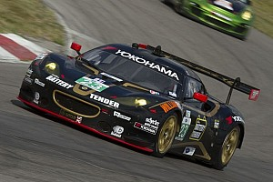 ALMS Preview Lotus Alex job racing takes New Evora GT to Road America