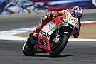 Ducati riders Rossi and Hayden focus on Indianapolis GP